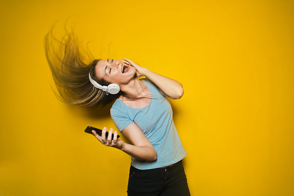 Dancing is Your Friend! Jump to the Music to Promote Happiness!